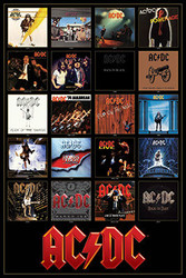 Image for AC/DC Poster - Discography