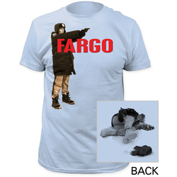 Image for Fargo T-Shirt - Officer Gunderson
