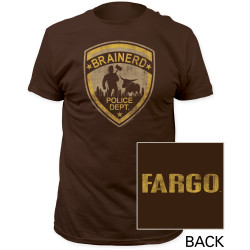 Image for Fargo T-Shirt - Brainerd P.D.