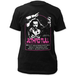 Image for Jethro Tull March '77 T-Shirt