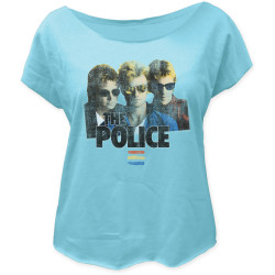 Image for The Police Synchronicity Girls Dolman T-Shirt