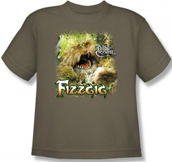 Image for The Dark Crystal Youth T-Shirt - Fizzgig