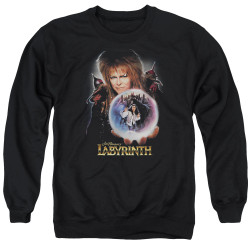 Labyrinth Crewneck - I Have A Gift