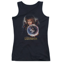 Image for Labyrinth Girls Tank Top - I Have A Gift