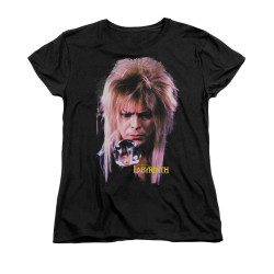 Image for Labyrinth Womans T-Shirt - Goblin King