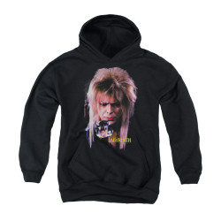 Labyrinth Youth Hoodie - Goblin King