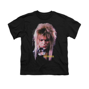 Image for Labyrinth Youth T-Shirt - Goblin King