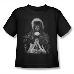 Image for Labyrinth Kids T-Shirt - Castle
