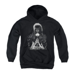 Labyrinth Youth Hoodie - Castle