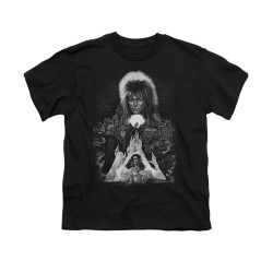Image for Labyrinth Youth T-Shirt - Castle