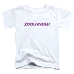 Image for Zoolander Toddler T-Shirt - Logo