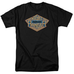 Image for Night Ranger T-Shirt - Logo