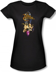 Image for The Dark Crystal Girls T-Shirt - Quest