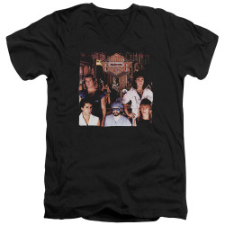Image for Night Ranger V Neck T-Shirt - Midnight Madness