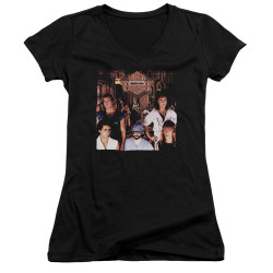 Image for Night Ranger Girls V Neck - Midnight Madness