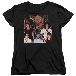 Image for Night Ranger Womans T-Shirt - Midnight Madness