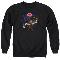 Image for Night Ranger Crewneck - 7 Wishes
