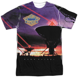 Image for Night Ranger Sublimated T-Shirt - Dawn Patrol 100% Polyester