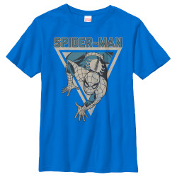 Image for Spider-Man Youth T-Shirt - Power