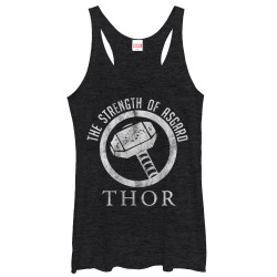 Image for Thor Womens Tank Top - Strength