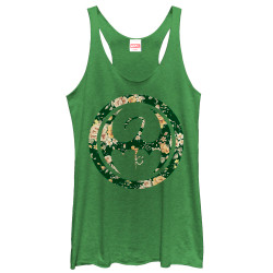 Image for Iron Fist Womens Tank Top - Iron Bouquet
