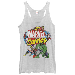 Image for Avengers Womens Tank Top - Classic