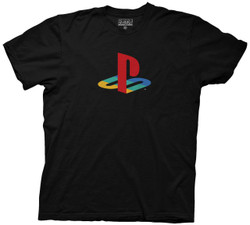 Playstation Basic Logo T-Shirt