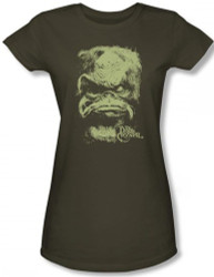Image for The Dark Crystal Girls T-Shirt - Aughra