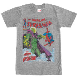 Image for Spider-Man Comic T-Shirt