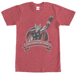 Image for Thor Asgardian Gym T-Shirt