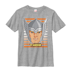 Image for Thor Youth T-Shirt - Big Face