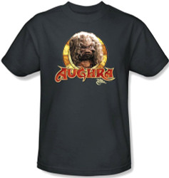 Image Closeup for The Dark Crystal T-Shirt - Aughra Circle