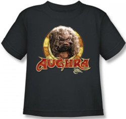 Image for The Dark Crystal Kid's T-Shirt - Aughra Circle