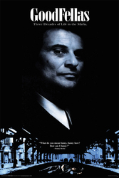 Image for Goodfellas Poster - One Sheet
