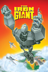 Image for Iron Giant Poster - Movie Score