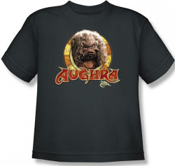 Image for The Dark Crystal Youth T-Shirt - Aughra Circle