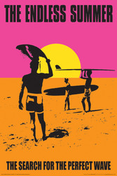 Image for The Endless Summer Poster - Classic