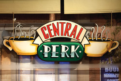 Image for Friends Poster -Central Perk Window