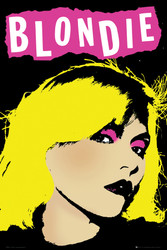 Image for Blondie Poster - Pop Art