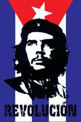 Image for Che Guevara Revolucion Poster
