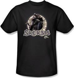 Image Closeup for The Dark Crystal T-Shirt - Skeksis Circle