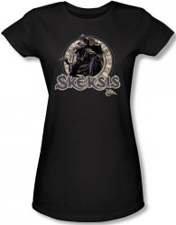 Image for The Dark Crystal Girls T-Shirt - Skeksis Circle