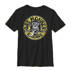 Image for Gas Monkey Garage Equipped T-Shirt