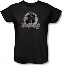 Image for The Dark Crystal Woman's T-Shirt Skeksis Circle