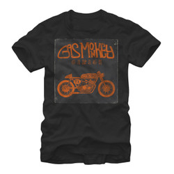 Image for Gas Monkey Garage Cafe-Garage T-Shirt
