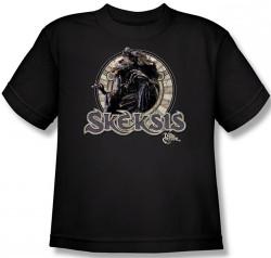Image for The Dark Crystal Youth T-Shirt - Skeksis Circle