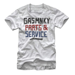 Image for Gas Monkey Garage Parts & Service T-Shirt