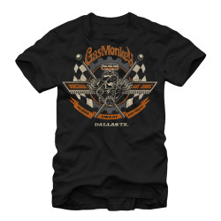 Image for Gas Monkey Garage Texas Made T-Shirt