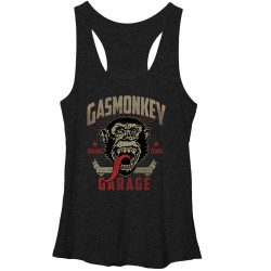 Image for Gas Monkey Garage Womens Tank Top - Framed
