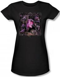 Image for The Dark Crystal Girls T-Shirt - Skeksis Lust for Power